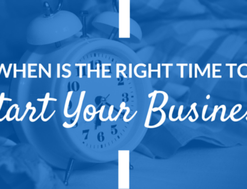 When Is The Right Time To Start Your Business?